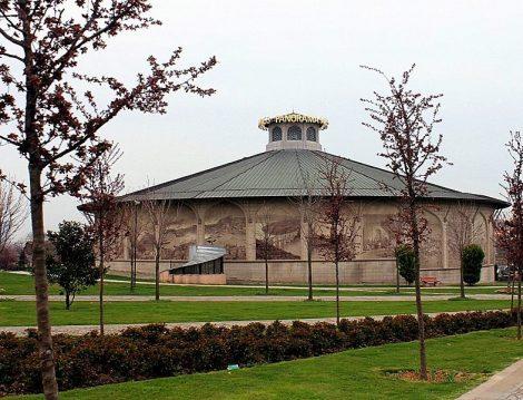 Panorama 1453 Tarih Müzesi Topkapı Kültür Parkı