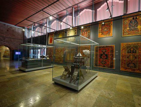 Türk ve İslam Eserleri Müzesi Halı Koleksiyonu
