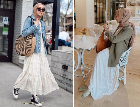 Gap Denim Ceket&Shop Dress Elbise - H&M Blazer Ceket ve Elbise - Elif Doğan