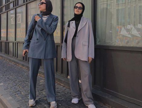 Beblue Pantolon&Blazer Ceket Takım (Beyza Mibu) - Touche Blazer Ceket&Pantolon (Ayşenur Coşkun)