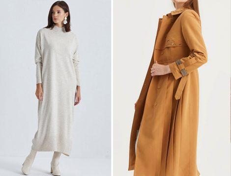 Terzi Dükkanı Triko Elbise - Zühre Trençkot